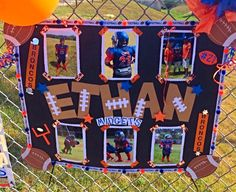 Homecoming poster More - Parenting Homecoming Poster Ideas, Homecoming Signs, Football Homecoming, Homecoming Games, Homecoming Dresses, Football Banquet, Football Cheer, Football Signs, Titans Football