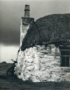 Paul Strand  House, Benbecula, Hebrides, 1954