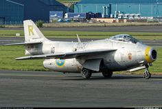 Saab J29F Tunnan (Swedish Air Force Historic Flight) SE-DXB / 10-R (cn 29670) Great to see this but not for aesthetic reasons.