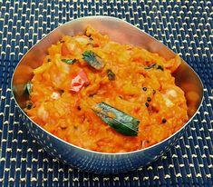 Hot and Spicy Pumpkin Chutney - Bhojana Recipes