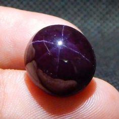 22.4 cts Gorgeous Natural Star Garnet Gemstones and Top Star (Video) L#161-121 #RafeeqGems