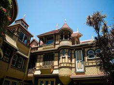 Winchester House, California, USA