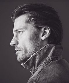 Nikolaj Coster-Waldau, Look at that profile. Good god he's so handsome it gives me shivers.