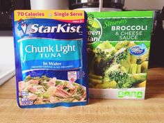 This Mom Is Going From Fluff To Buff!: Cheap/convenience foods turned healthy! Part 2
