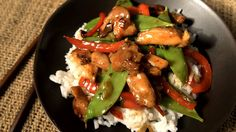 A stir-fry is a simple, healthy meal that you can throw together in just a few minutes. But if you're not paying attention, you can end up with a sloppy mess...