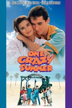 One Crazy Summer (1986) starring John Cusack- This was a great movie of my teen years. Loved John Cusack - not so much anymore. But back then he was cool!