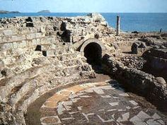 Nora, Sardegna - not just sea and sand; there is history that goes back centuries in Nora, less than half an hour from Cagliari, the capital.