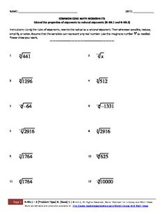 Printables College Math Worksheets multiplication worksheets and on pinterest for common core math n rn 1 2