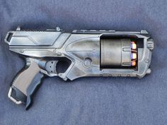 Strongarm Steampunk Gun, Nerf, Guns, Weapons Guns, Pistols, Revolvers, Sniper Rifles, Weapons, Firearms
