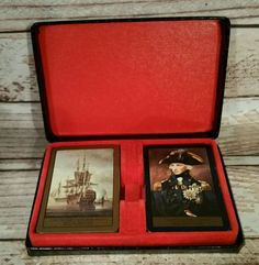 Waddington's Playing Cards Double Deck National Maritime Museum Victory Nelson