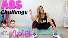 The Chainsmokers Closer Abs Challenge