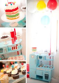 paiges of style: Sweet and Simple First Birthday Party