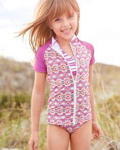 Lovely Kid Baby Girl Swimsuit 2018 New Pop Rainbow Print One Piece Bikini Set Swimwear Swimsuit Bathing Suit Beachwear Sports & Entertainment
