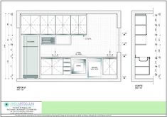 MARIANA PROJETISTA: Arquitetura #01: Ergonomia > Acessibilidade Drawing Furniture, Furniture Design, Kitchen Layout Plans, Kitchen Arrangement, Interior Design Presentation, Tv Wall Design, Floor Layout, Apartment Plans, Home Room Design