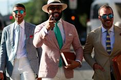 Take Inspiration From The Stylish Men Around You