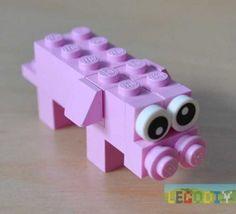 lego pig 2