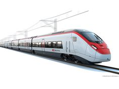 Trains and locomotive database and news portal about modern electric locomotives, made in Europe. Train Sketch, Train Vacations, Transportation Technology, High Speed Rail, Swiss Railways, Electric Train, Speed Training, Train Engines, Rolling Stock