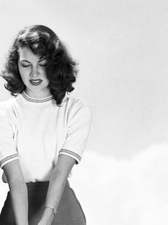 Ava Gardner photographed by Eric Carpenter, May 1942