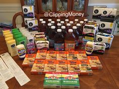 Clipping Money: Kroger Shopping Trip