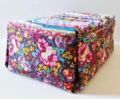 Check out 15 Sewing Room DIY Organization | Fabric Box by DIY Ready at http://diyready.com/sewing-room-diy-organization/