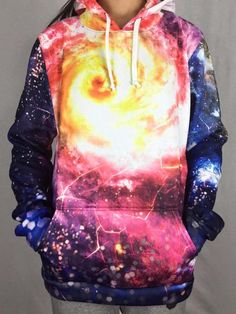 Space Hole Unisex Hoodie – Electro Threads™