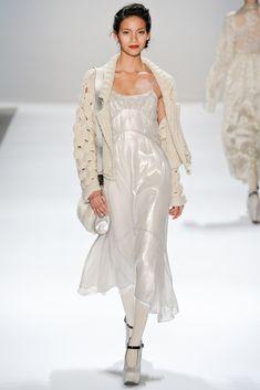Nanette Lepore Fall 2011 Ready-to-Wear Fashion Show - Juana Burga