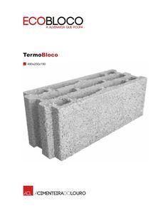 TermoBloco #acl #aclouro #acimenteiradolouro #bloco #betao #concrete #construcao #construction #arquitectura #architecture #architektur