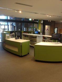 narellan library circulation desk camden council library service - Library Circulation Desk Design