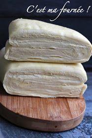 C'est ma fournée !: La pâte feuilletée inversée (même pas peur...)