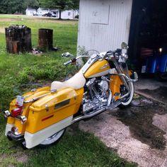 Harley Davidson Images, Harley Davidson Chopper, Harley Davidson Street, Harley Davidson Motorcycles, 125 Virago, King Beach, Indian Motorbike, Jet Skies, Road King Classic