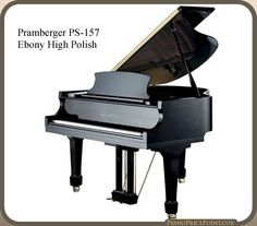 Pramberger PS-157 Grand Piano