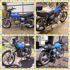 1978 Hondamatic with a facelift Winter Project, Honda Motorcycles, Sport Bikes, Custom Bikes, Twins, Vehicles, Honda Bikes, Sportbikes, Sport Motorcycles