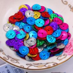 Special Price of 100pcs 23mm Shell Loose sequins Mixed color Paillettes Sewing Wedding Craft Women costume DIY Garment Lentejuelas AccessoriesIf You want to buy for wedding shoes, then 100pcs 23mm Shell Loose sequins Mixed color Paillettes Sewing Wedding Craft Women costume DIY Garment Lentejuelas Accessories may be make you loveBuy 100pcs 23mm Shell Loose sequins Mixed color Paillettes Sewing Wedding Craft Women costume DIY Garment Lentejuelas Accessories Right Here and Right Now and You… Wedding Crafts, Diy Wedding, 3d Nail Art, Diy Jewelry Making, Cloth Bags, Diy Costumes, Crystal Beads, Wedding Shoes, Color Mixing