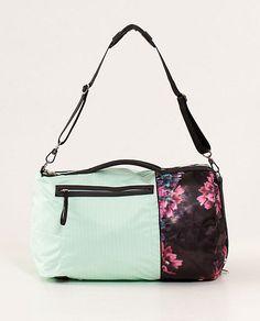 do it up duffel   women's bags   lululemon athletica