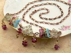 Jewelry Making Designs - Sonoma Necklace