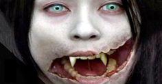 17 Japanese Urban Legends That Are Beyond Creepy Spooky Scary, Creepy Art, Creepy Stuff, Halloween Face Paint Scary, Halloween Pics, Japanese Urban Legends, Scary Vampire, Vlad The Impaler, Vampire Stories
