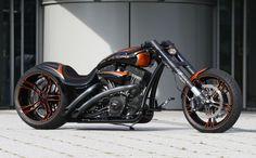 El Fuego | Dragster RS Bike |Original Thunderbike Customs