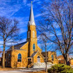 St Andrew Independence Kansas