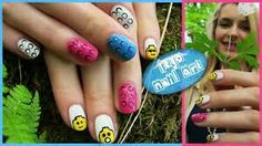Sara beauty corner lego nail art
