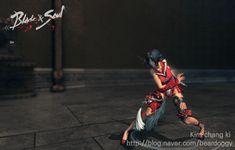 일섬 Blade & Soul Blade Master Skll 스킬 블소 블레이드앤소울 B&S 剑灵 검사 애니메이션 Animation
