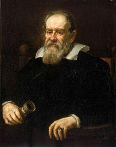 Galileo Galilei 1564-1642 Astronomer.