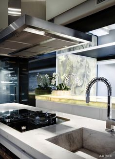 kitchen design and luxury inspiration from ARRCC interiors
