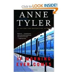 It is hard to believe that Anne Tyler wrote her first book when she was only 22 years old!