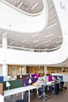 Gallery of Helsinki University Main Library / Anttinen Oiva Architects - 15