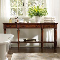 "Hooker Furniture Grandover Console Table & Reviews | Wayfair 72"" $900"