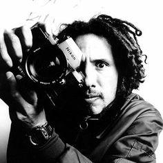Zack de la Rocha with a Nikon