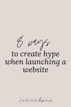 How to Create Hype with your Marketing Launch - Vanessa Kynes Business Launch, Social Media Marketing Business, Online Business, Digital Marketing Strategy, Marketing Strategies, Marketing Ideas, Social Networks, Social Media Branding, Inbound Marketing