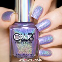 Color Club Date With Destiny Nail Polish (2015 Halo Hues Collection)