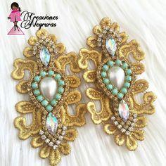 Dicen que una imagen vale más que mil palabras, Maxizarcillos de la Colección Elegancia divinos, elegantes y chic  #elegantes #zarcillos #earrings #jewelry #accesorios #accesories #handmadejewelry #fashionaccesories #fashiondesing #fashionblogger #vitrinahechoenvenezuela #madeinvenezuela #negruras #negruraslovers #moda #modavenezolana #modacolombiana #colombiamoda #venezuela #colombia #bogota #talentovenezolano #closetcriollo #fashion