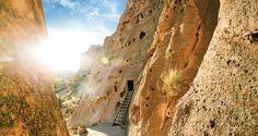 Yapashi Pueblo Loop, Bandelier National Monument, New Mexico